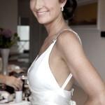 Que johnson beautiful bride