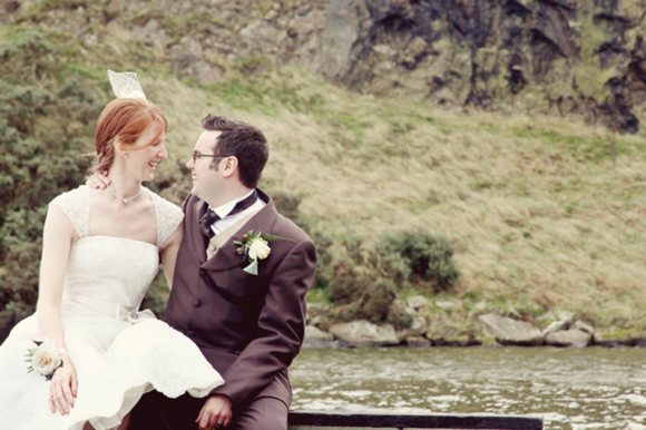 Charlotte Balbier 50's Love For A Relaxed And Fun Wedding
