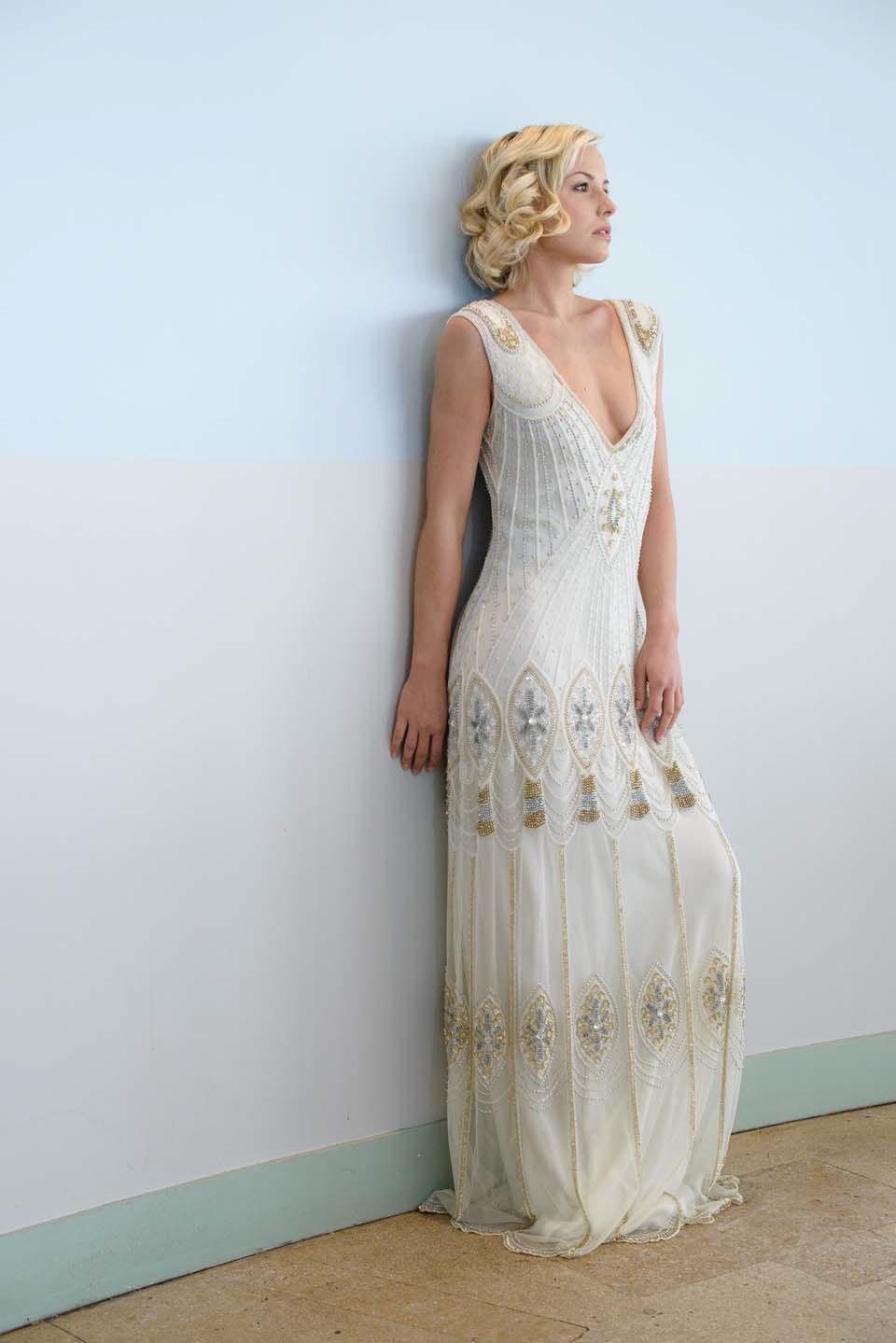 1930s Style Wedding Dresses