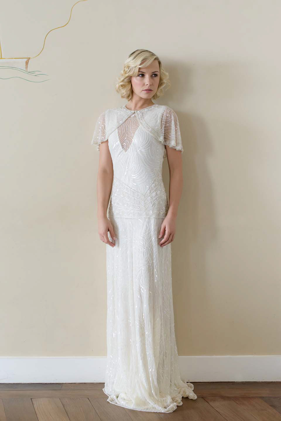 Wpid Vicky Rowe S Style Wedding Dresses A Debut Collection Of 1920s