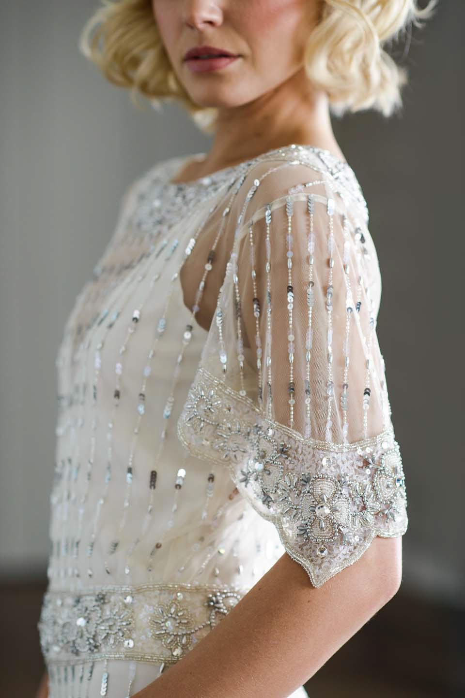 Spanish Inspired Wedding Dress | Southern Bride  |Spanish Style Wedding Dresses 1920