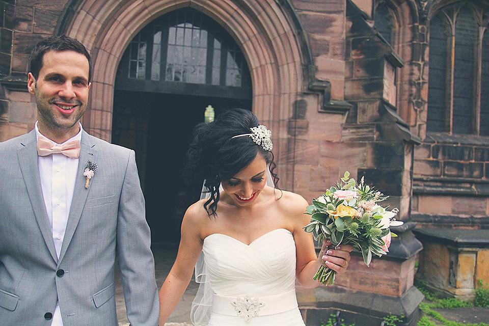 a68d37688a4 wpid Mori Lee pastel vintage glam barn wedding - A Mori Lee Dress for a  Pretty