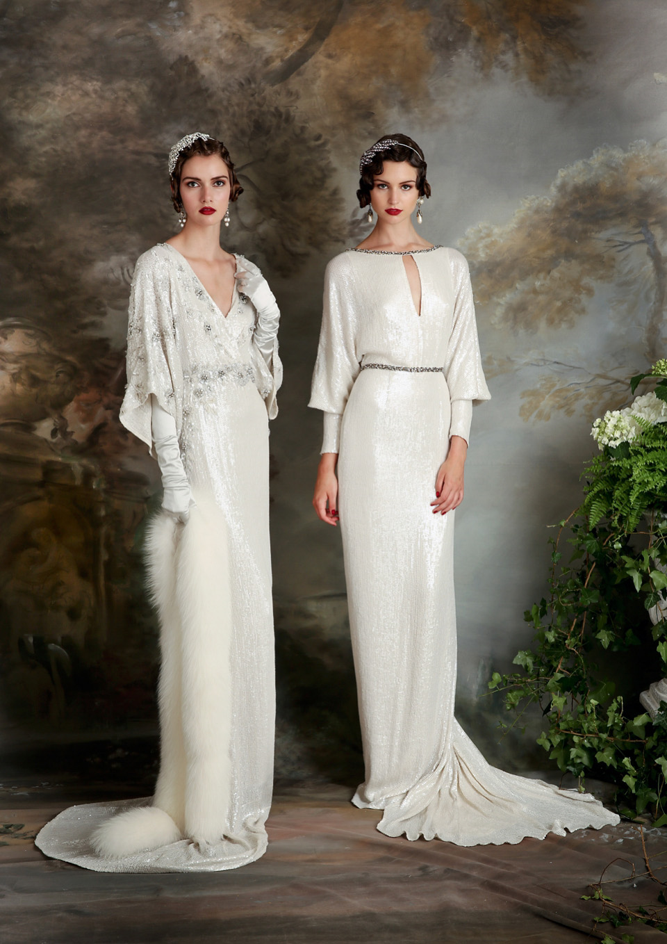 Wpid Eliza Jane Howell Beaded Art Deco Wedding Dresses Elegant