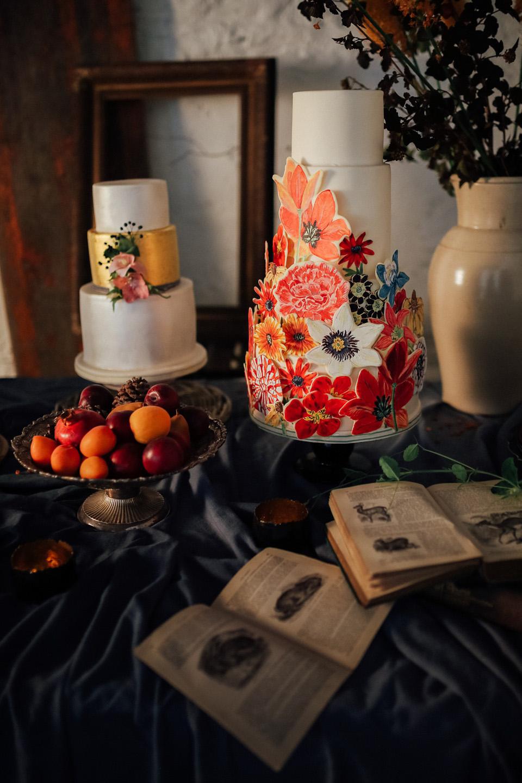 jordanna marston, orange, vintage wedding dresses, dutch masters, autumn weddings