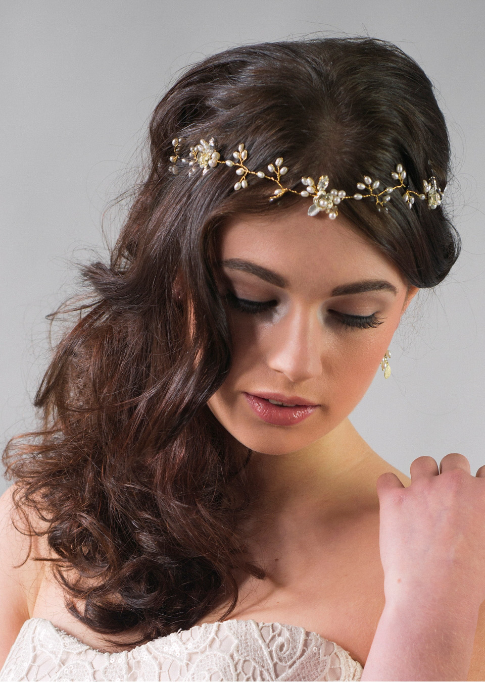 fresh & floral – the new 2015 bridal accessories collection from