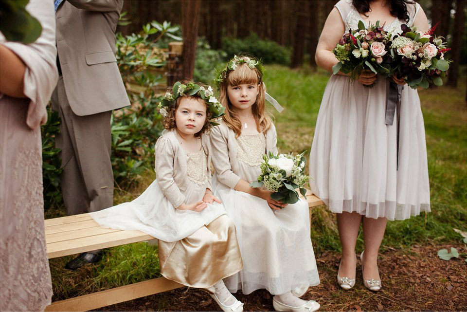 """0e6b7c9ca4b wpid Watters Wtoo Outdoor Scottish Wedding - A Watters Wtoo Dress and  Tassled Shawl for A. """""""