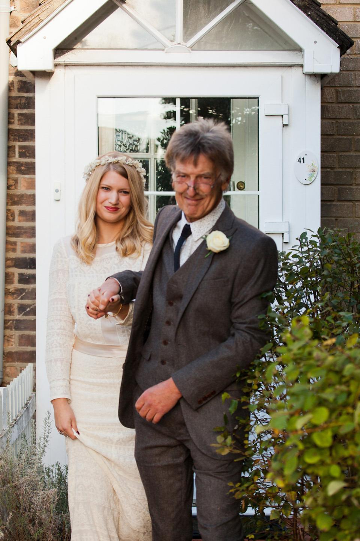 Wpid338918 Isabel Marant Wedding Dress 20 A Wax Flower Headpiece And Edwardian