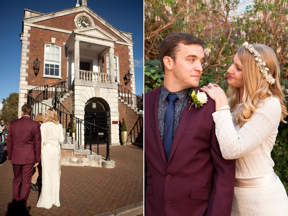Wpid Isabel Marant Wedding Dress A Wax Flower Headpiece And Edwardian Lawn