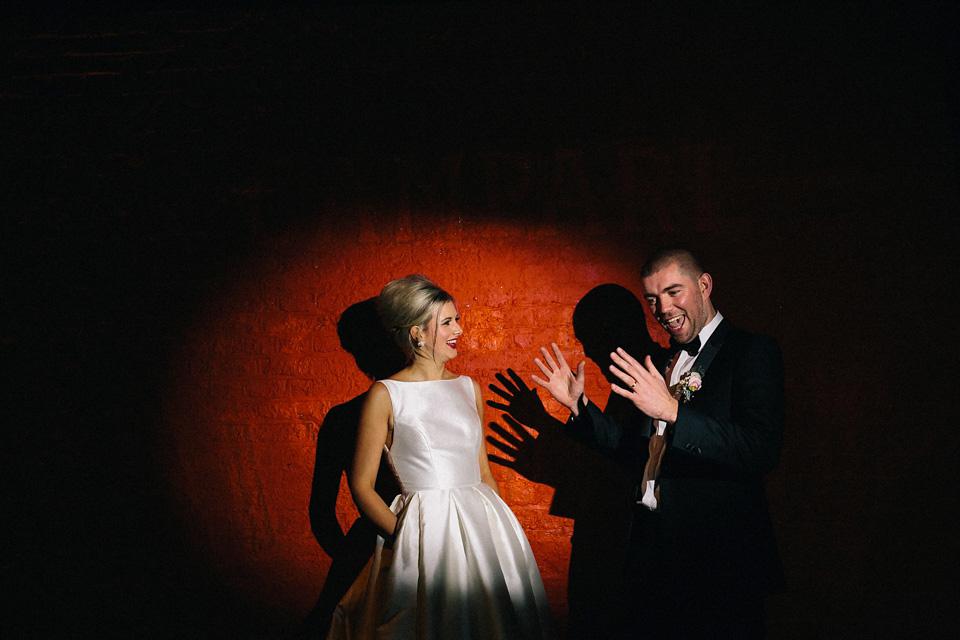 c2f8a4771c51 wpid caroline castigliano black tie shoreditch wedding brighton photography  - A Brigitte Bardot and Audrey Hepburn