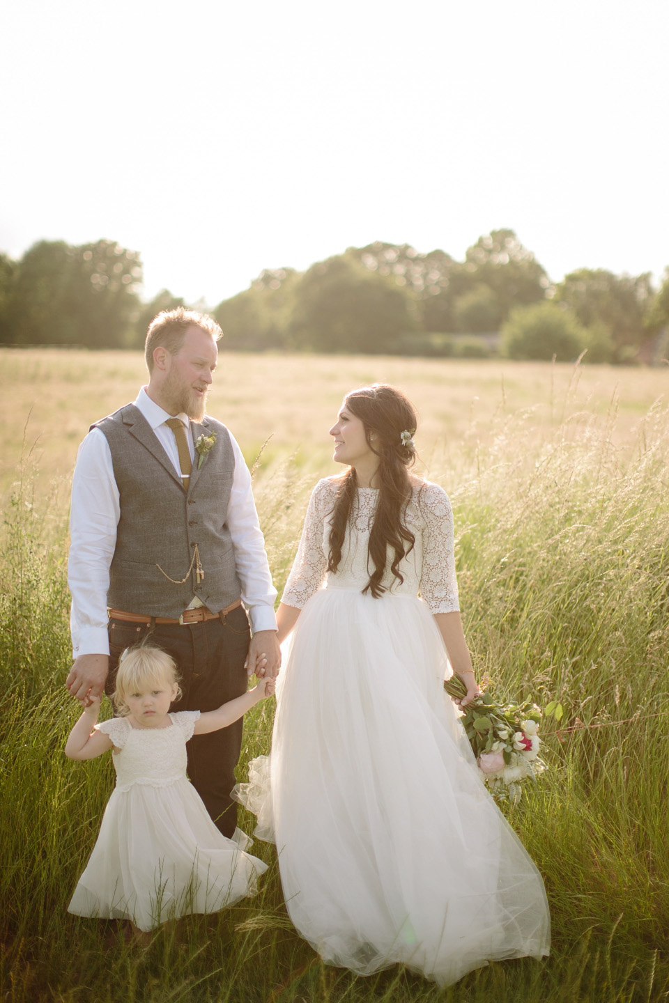 A Handmade And Eco Friendly Pagan Handfasting On The Family Farm