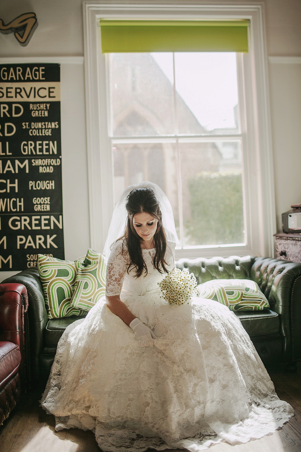 Wpid Fran Steve A Fabulous Vintage Bride And Her Kitsch Colourful 1960 S Inspired Brighton
