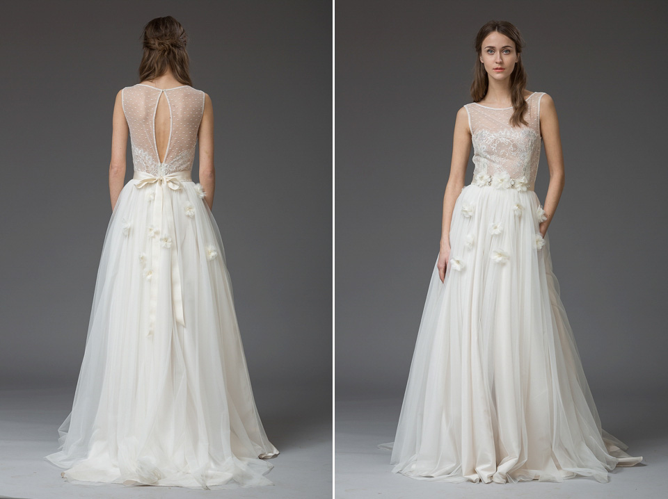 Katya Katya Shehurina - New Romantic & Whimsical Wedding Gowns ...