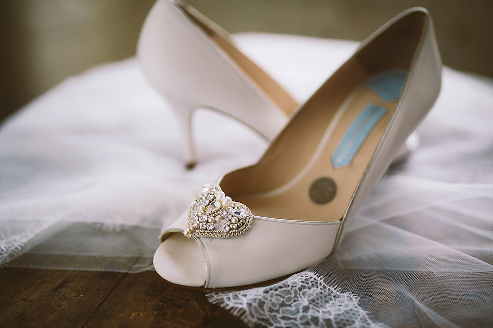 c89ba9d1a83c ... wpid Charlotte Mills wedding shoes - A Silver Sixpence in her Shoe -  First Look at ...