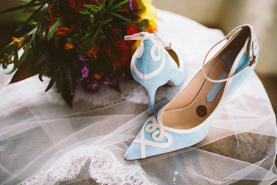 12ecca7d56ff hello are you especially wpid Charlotte Mills wedding shoes - A Silver  Sixpence in her Shoe - First Look at ...