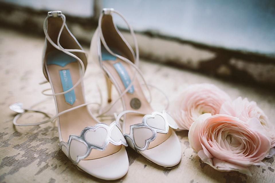 Wpid Charlotte Mills Wedding Shoes A Silver Sixpence In Her Shoe First Look At