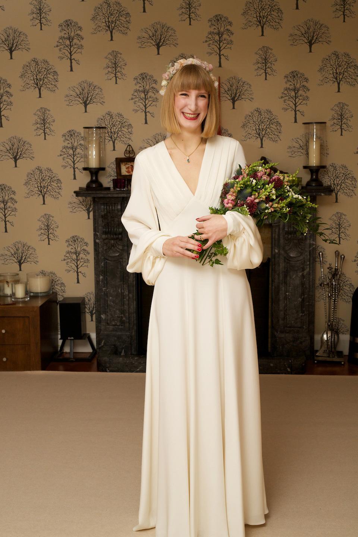 ossie clark wedding dress | Wedding