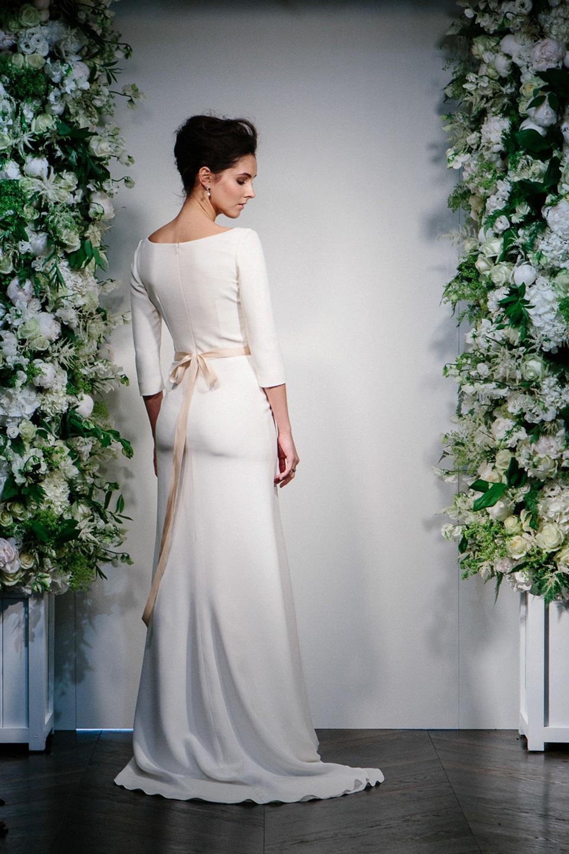 Stewart Parvin Wedding Dress