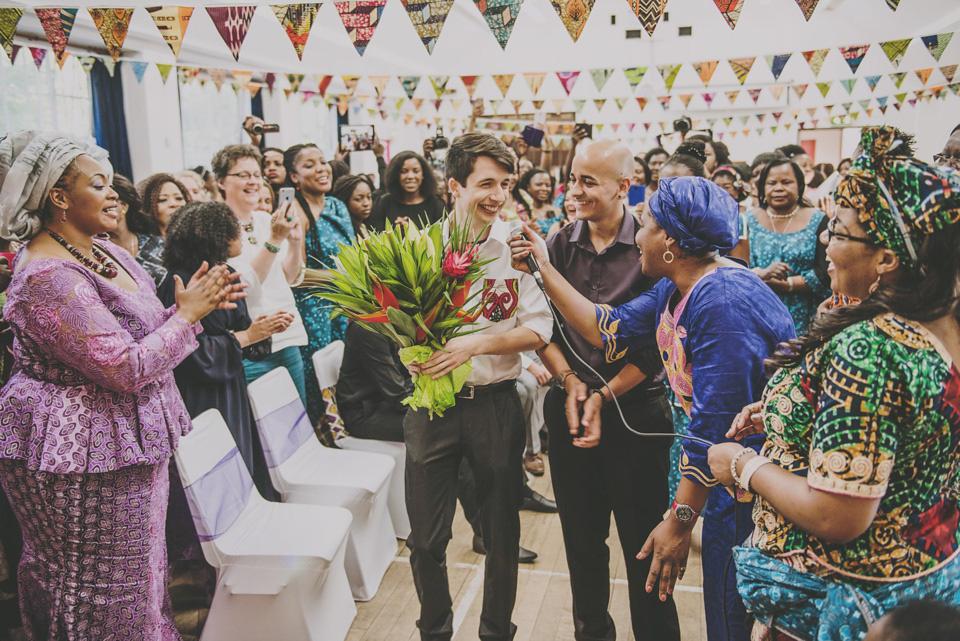A Colourful Zambian Kitchen Party Love My Dress Uk Wedding Blog