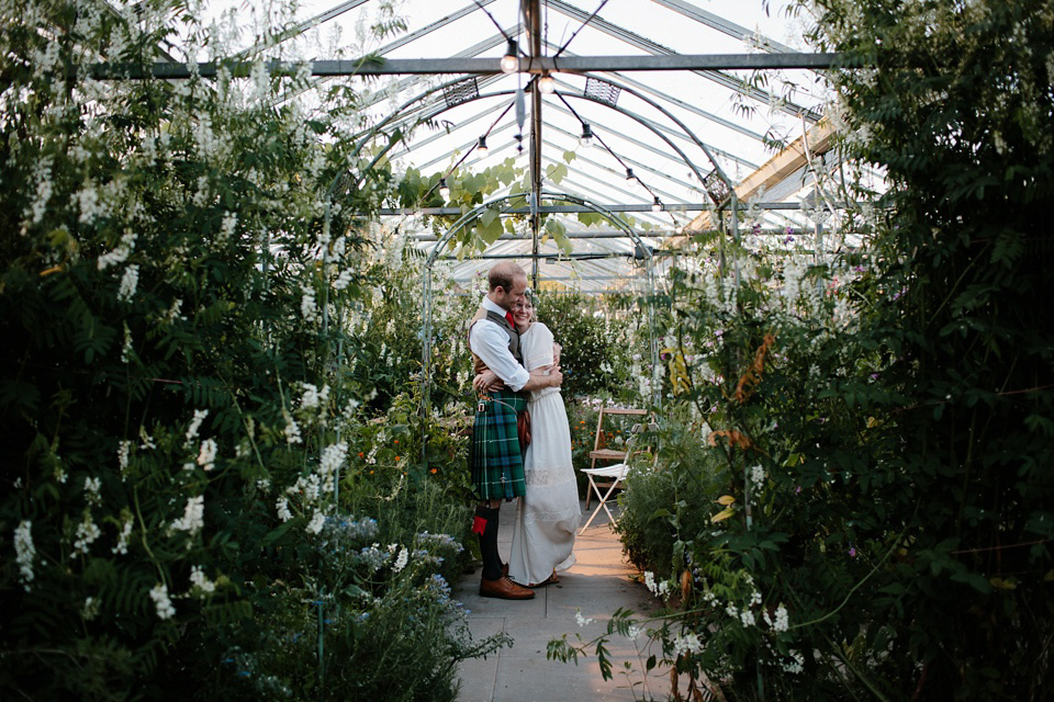 A Relaxed and Rustic Wedding in a Secret Herb Garden | Love My Dress® UK  Wedding Blog + Wedding Directory