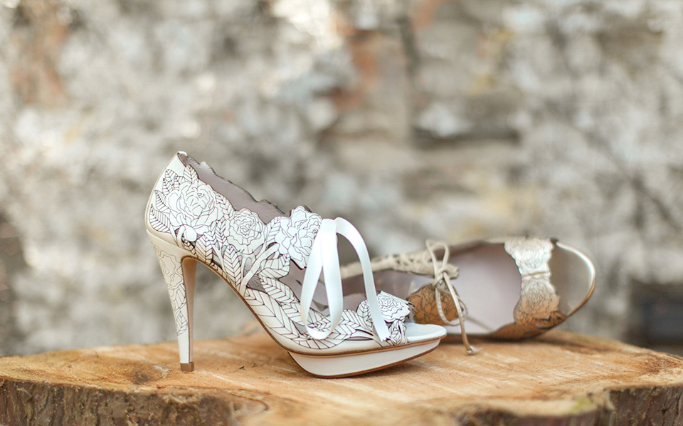 wpid Harriet Wilde Peony Ivory Gold Wood  - Harriet Wilde - Elegant Wedding Shoes and Exquisite Statement Heels