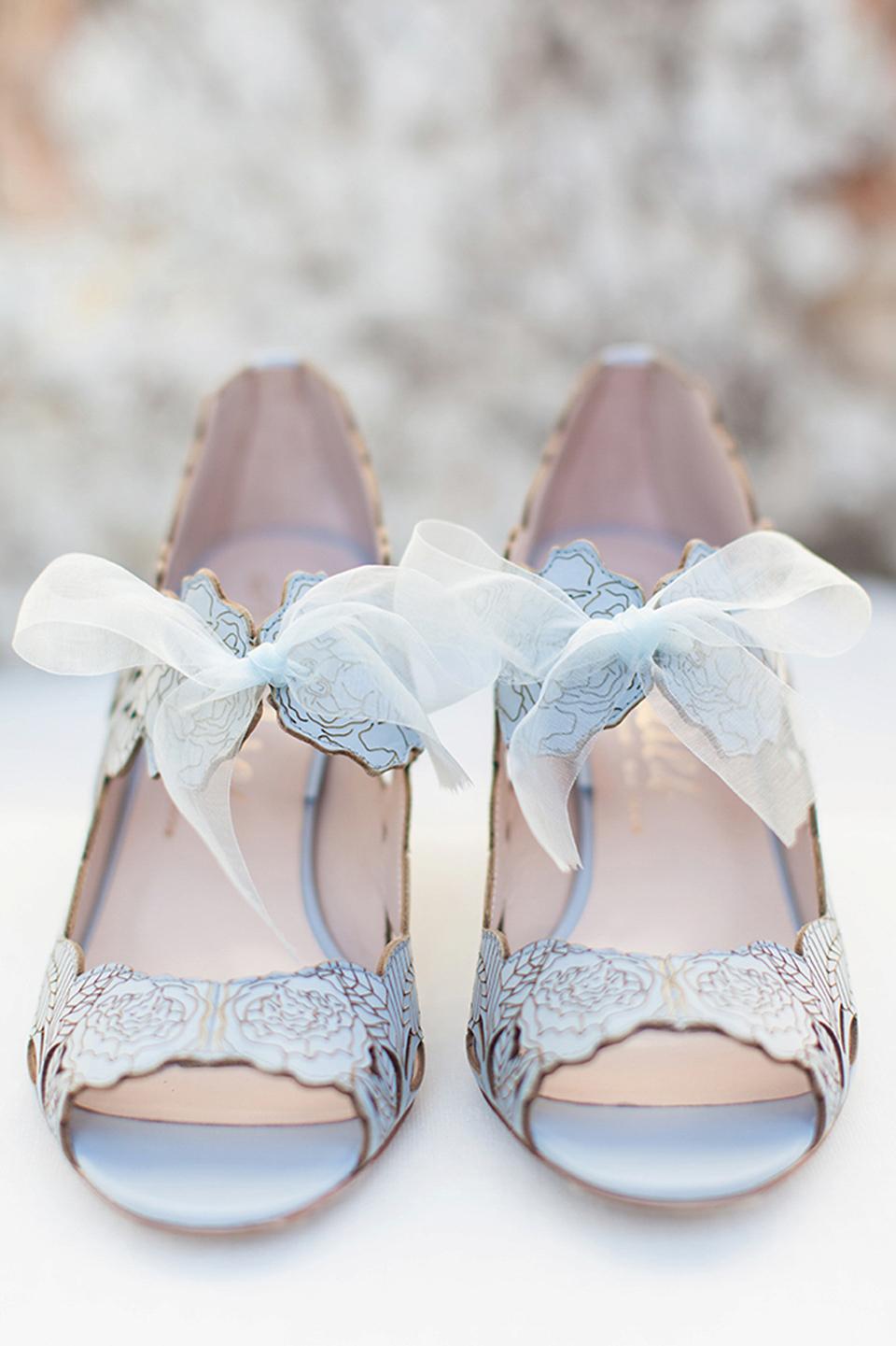 wpid Harriet Wilde Peony low Blue  LR - Harriet Wilde - Elegant Wedding Shoes and Exquisite Statement Heels