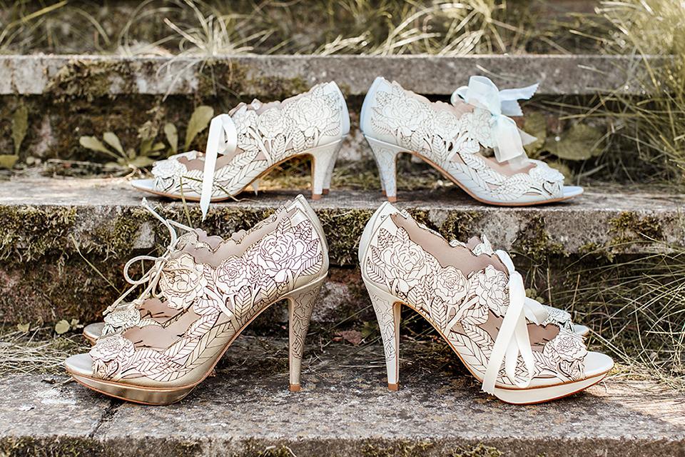 wpid Harriet Wilde Peony Steps  LR - Harriet Wilde - Elegant Wedding Shoes and Exquisite Statement Heels