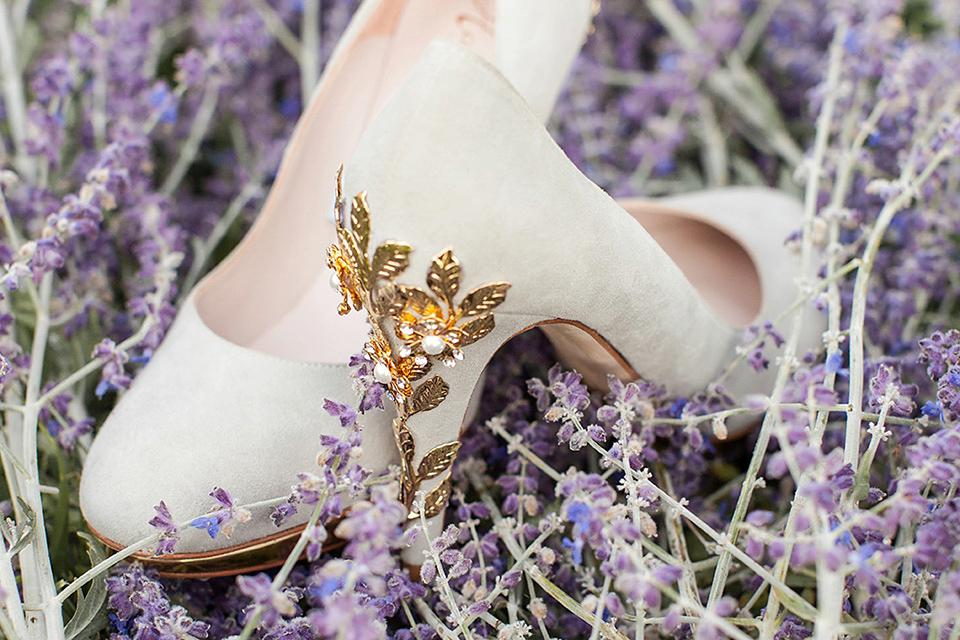 wpid Harriet Wilde Bridgette Grey Flowers  - Harriet Wilde - Elegant Wedding Shoes and Exquisite Statement Heels