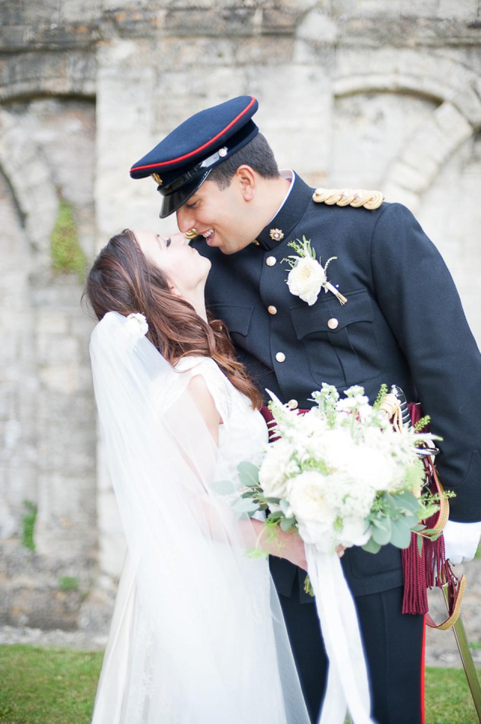 Wpid Military Wedding Charlie Brear A Gown For An Elegant
