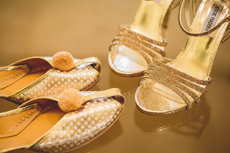 "32634af28977 wpid Sanyukta Sherestha handmade rustic wedding - A Slinky Silk Dress for a  Pale Blue and. """