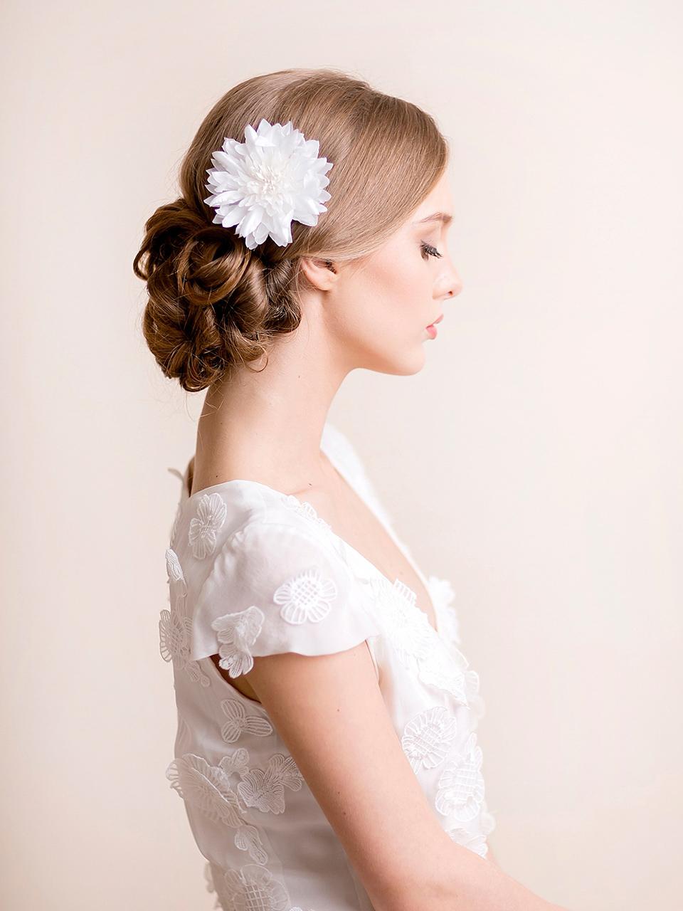 florentés – delicately handmade floral wedding accessories   love