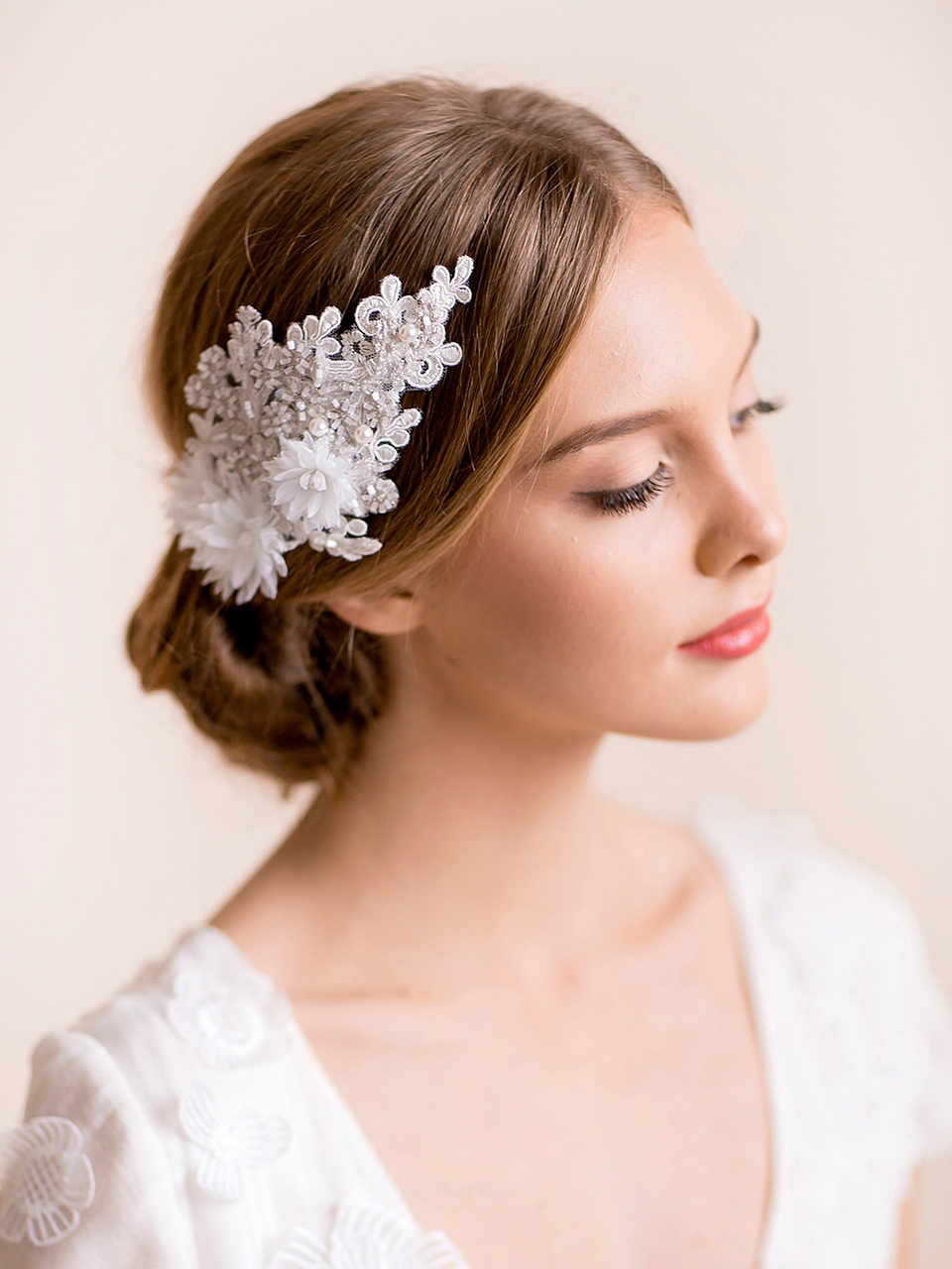 florentés – delicately handmade floral wedding accessories | love