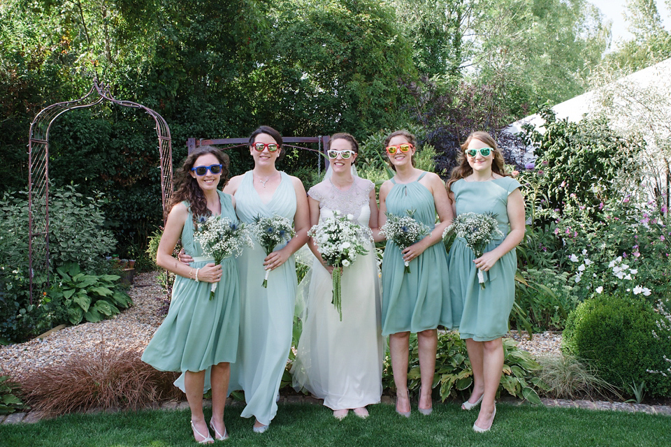 A Glamorous Gwendolynne Gown For Homemade Summer Garden Party Wedding Weddings