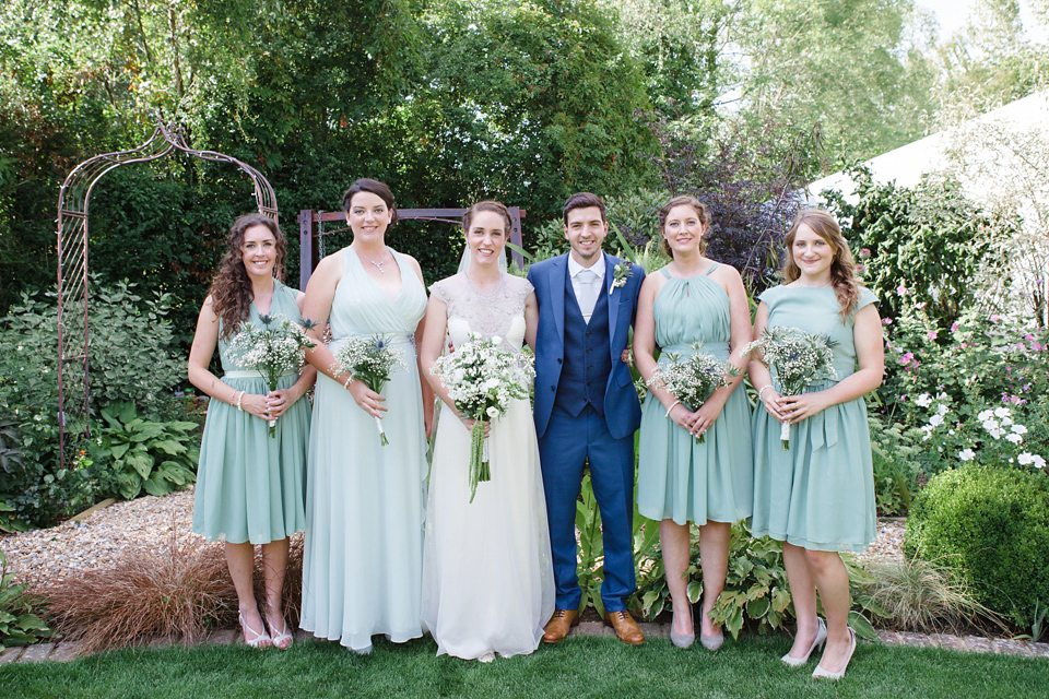 Wpid Gwendolynne Gown For A Homemade Summer Garden Wedding Glamorous