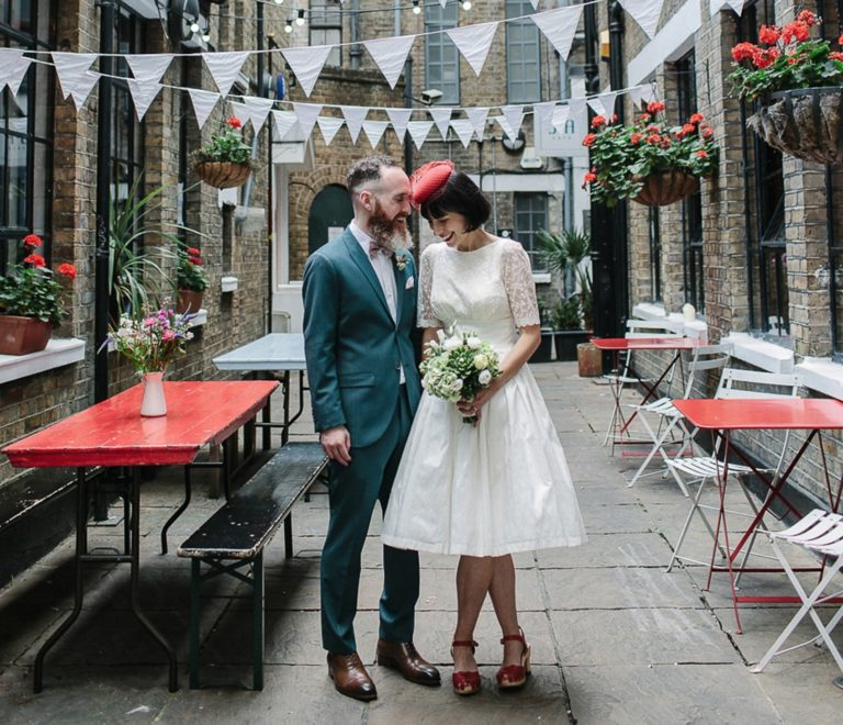 Image result for dig for victory wedding dress