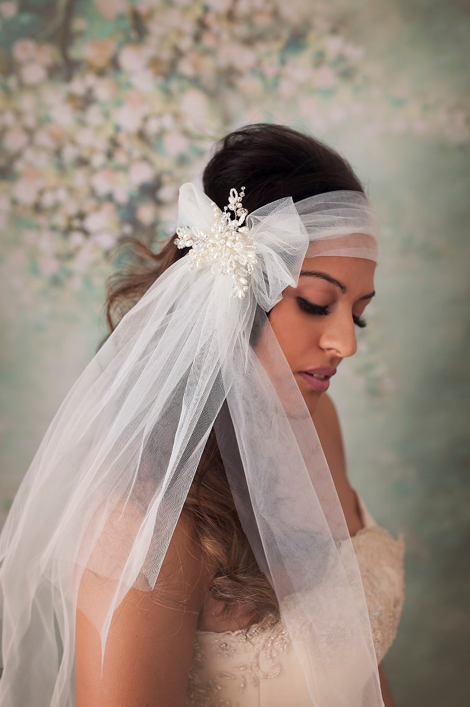 introducing mimosa couture bridal accessories - modern, versatile