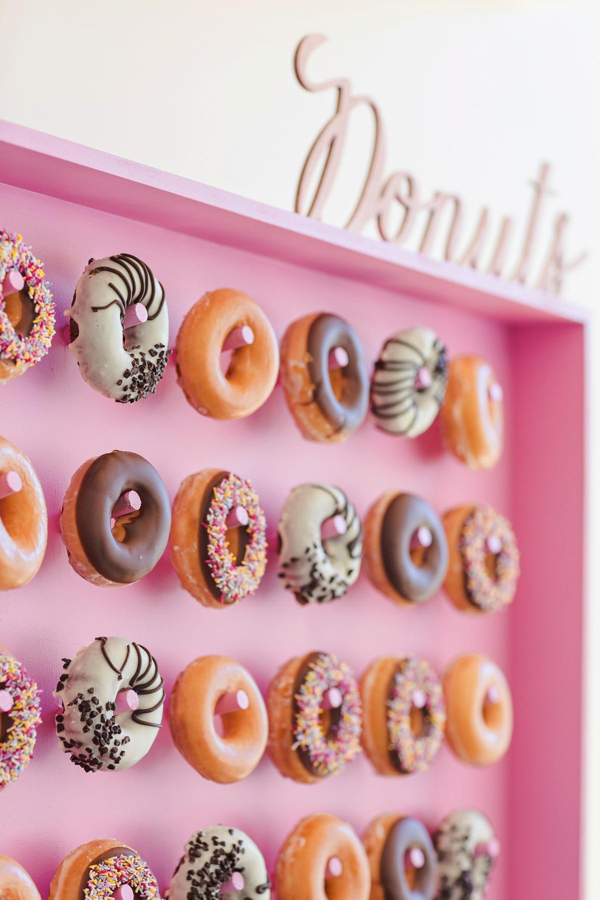Kalm Kitchen S Donut Wall Liquid Nitrogen Ice Cream Bar