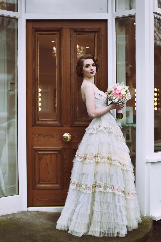1950 S Vintage Wedding Dresses.Elegant 1950 S Fashion For The Modern Bride Love My Dress