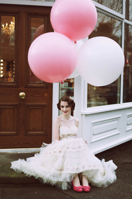 Fifties Inspired Wedding Shoot
