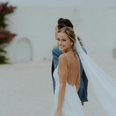 Grace Loves Lace for an Elegant and Bohemian Wedding in the South of Italy