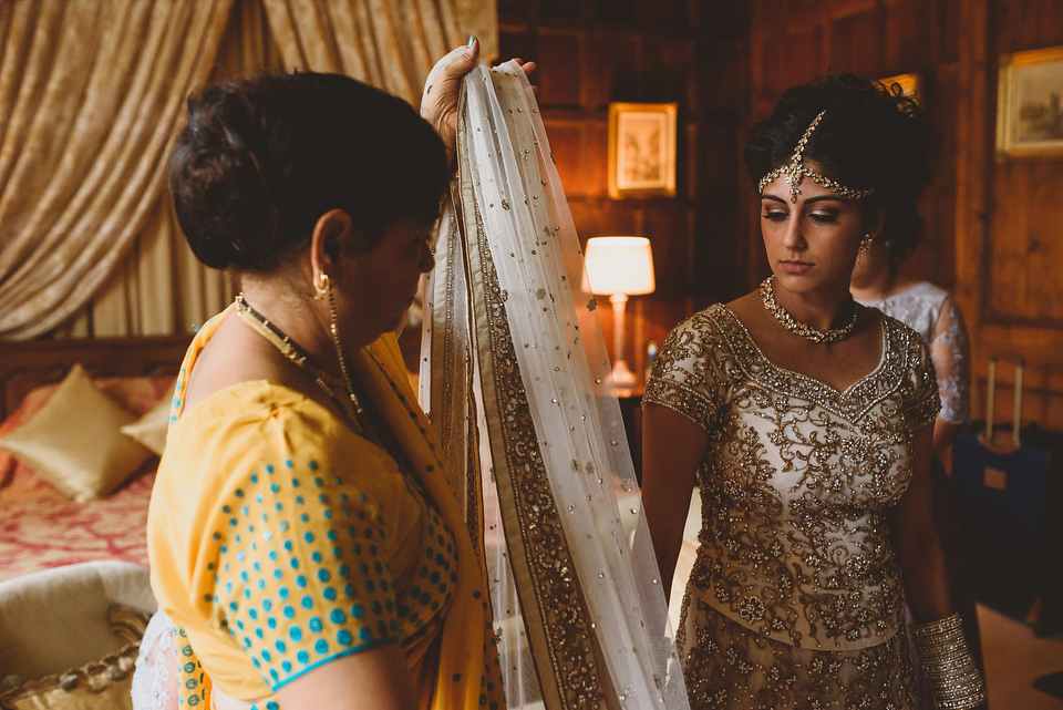 An Autumnal Anglo Indian Fusion Wedding In The Cotswolds Love My