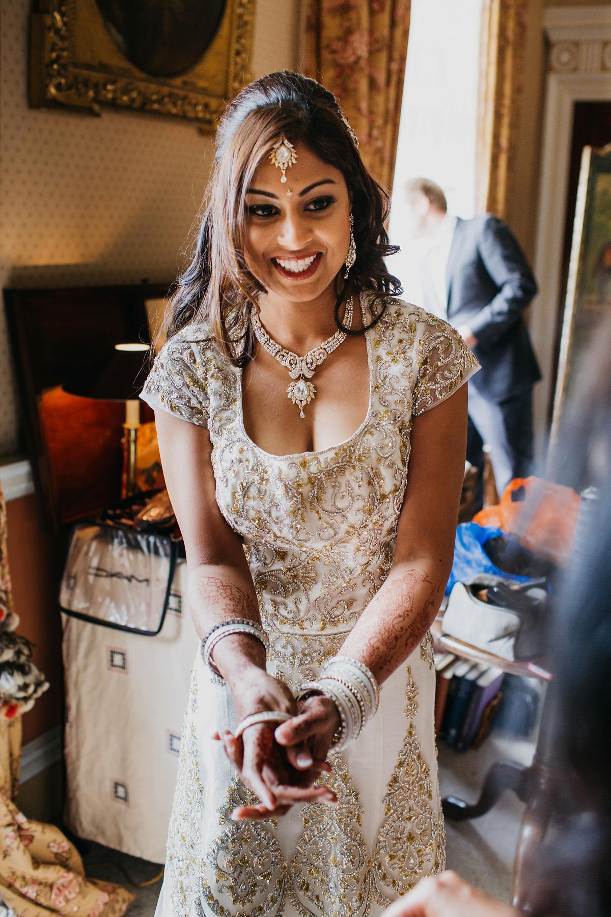 76117eee8ea wpid fusion wedding north yorkshire - A Vibrant Indian Ceremony And Elegant  English Fusion Wedding in