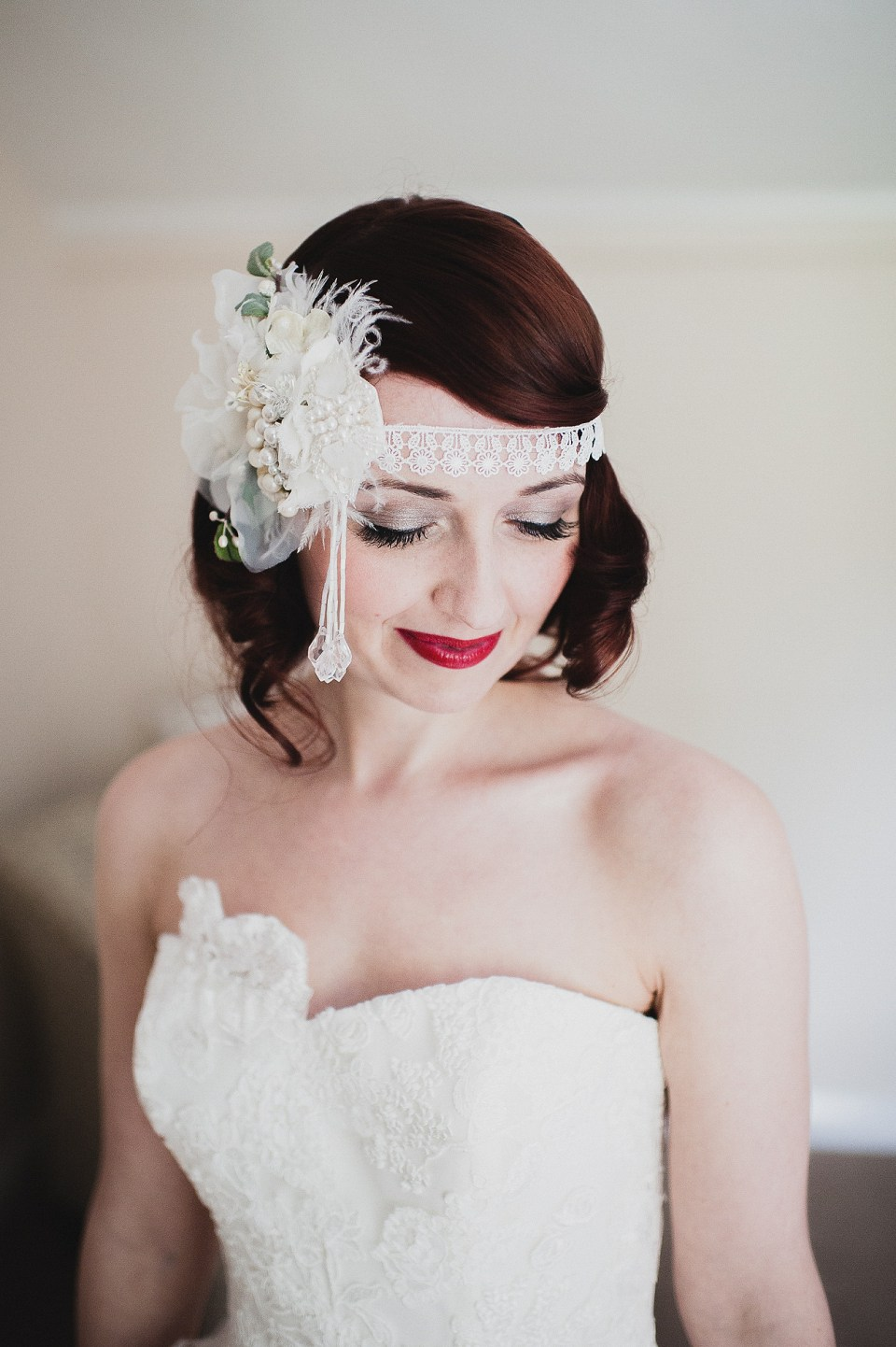 beautiful bridal hair & makeup from lipstick & curls (uk wide