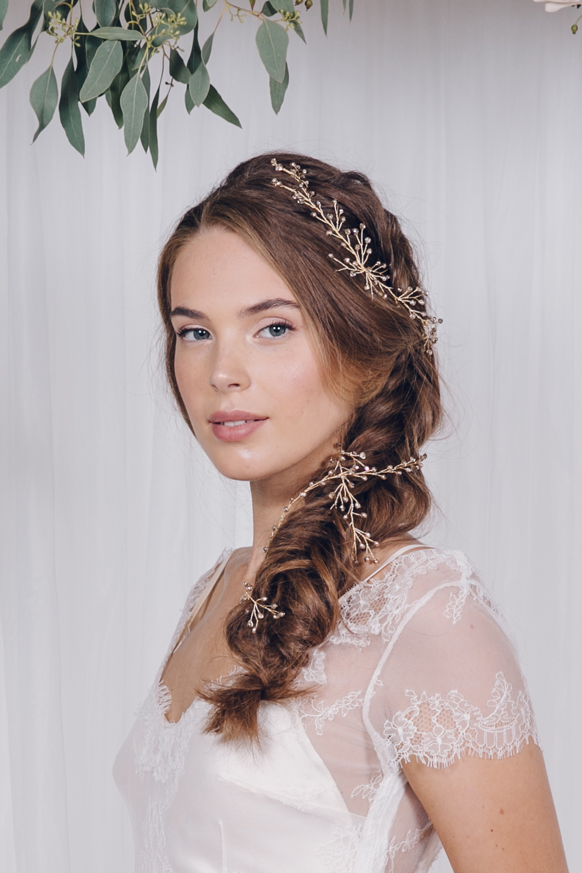 a guide to bridal hair accessory styling with debbie carlisle   love