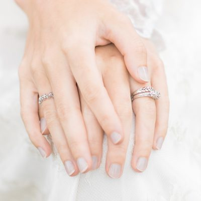 Art Deco Inspired Wedding Rings and Jewellery From Emmy London & H.Samuel