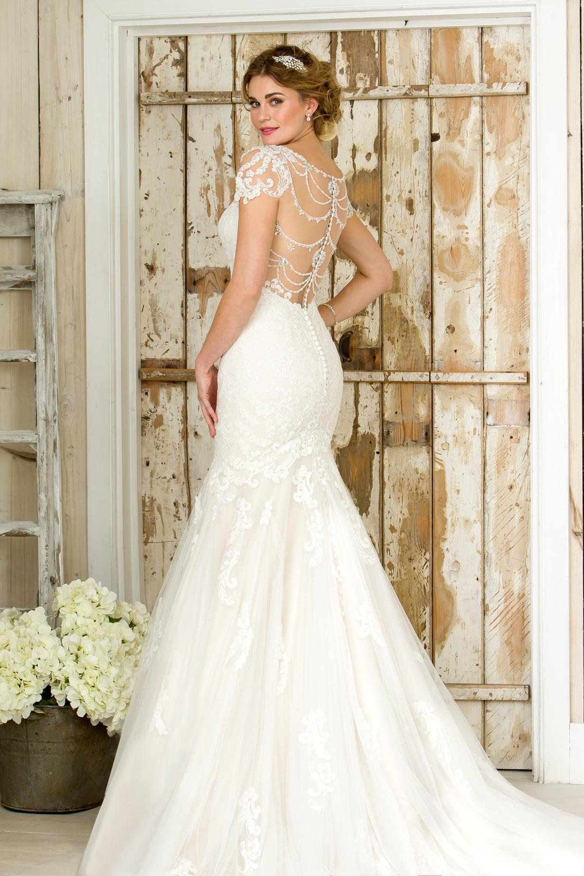 Figure Flattering Wedding Dresses