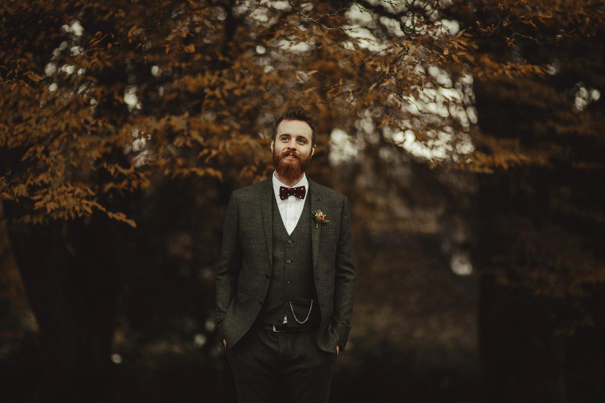 Simple Wedding Dresses Asos: An ASOS Wedding Dress For A Woodland Inspired Autumn
