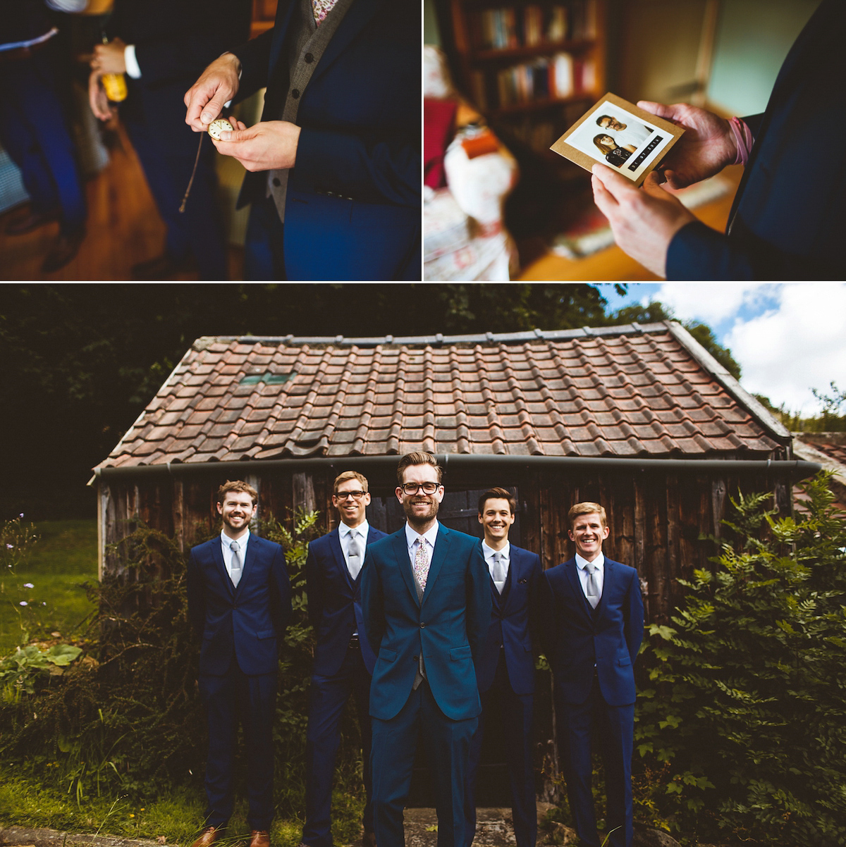 A Books And Photography Inspired Wedding In The North