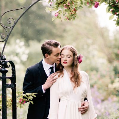Whimsical and Romantic, 70's Inspired Wedding Style