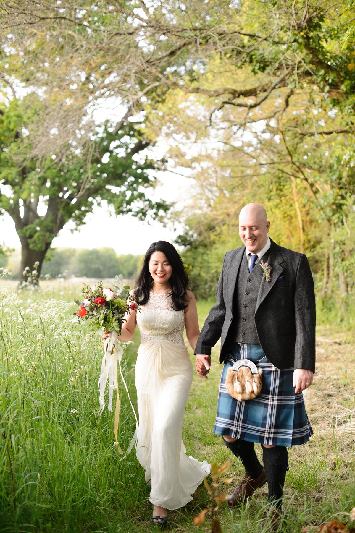 890e788b447d Tadashi Shoji french wedding - A Tadashi Shoji Gown for a Charming Wedding  in the French