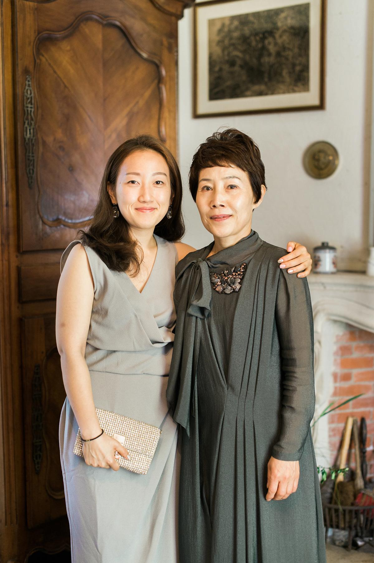 f1a1b8299f9d Tadashi Shoji french wedding - A Tadashi Shoji Gown for a Charming Wedding  in the French ...